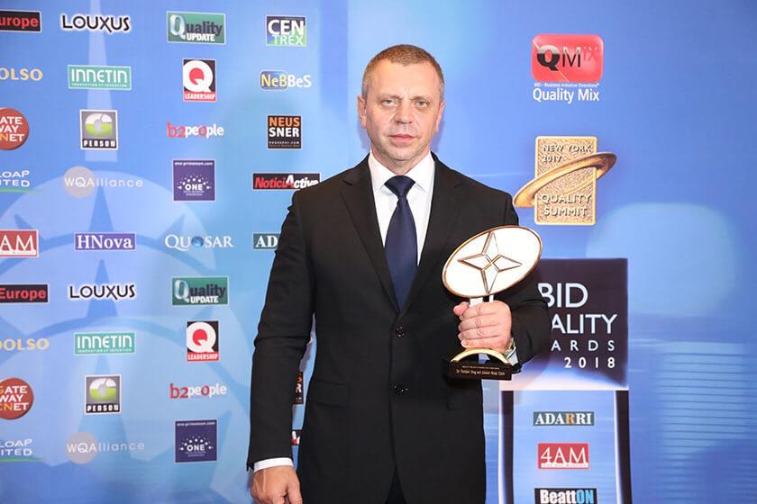 Bolnica Vorobjev nagrada